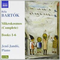 JENO JANDO - BARTOK: MIKROKOSMOS [CD]
