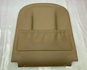 2010-2013 MERCEDES S CLASS W221 - FRONT LEFT OR RIGHT SEAT BACK PANEL COVER TRIM