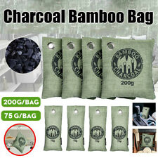 Remove Peculiar Smell Charcoal Bamboo Freshener Purifier Air Purifying Bag