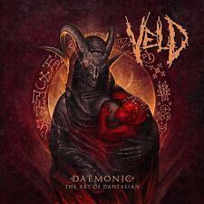 Veld - daemonic: the art of dantalian (CD), limited to 1000 copies, NEW, Neuware