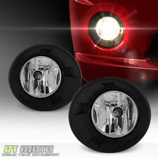 2010 2011 2012 2013 Chevy Camaro Driving Lamps Bumper Fog Lights Switch+Harness
