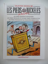 BD LES PIEDS NICKELES COLLECTION INTEGRALE N°1 E.O.
