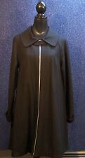 Urban Outfitters Cheap Monday Large Black Audrey Swing Coat