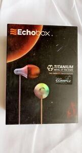 Echobox Titanium The Finder X1 Titanium Earphones