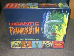 GIGANTIC FRANKENSTEIN MOEBIUS MODEL KIT FACTORY SEALED # 470