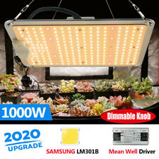 1000W LED Grow Light Sunlike Full Spectrum Veg Flower Indoor Plant UK Stock 2020