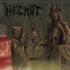 NECROT - Blood Offerings - CD DIGIPAK - DEATH METAL