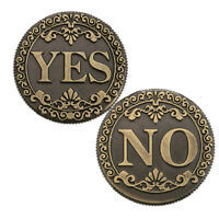 Yes No Decision Maker Finger Challenge Coin US