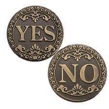 Yes No Decision Maker Finger Challenge Coin US