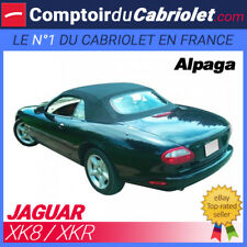 Capote Jaguar XK8/XKR cabriolet - Alpaga Twillfast ll