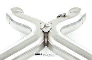 McLaren 650S Kline Innovation Exhaust System SS