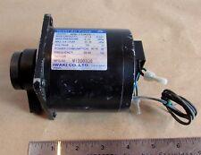 IWAKI Air Pump Motor APN-110KVX-1 100VAC Japan