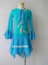 2018 new style Figure Skating Dress Ice Skating competition Dress #5022 size 12