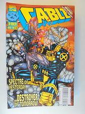 18x us cómic X-Men cable (Marvel) estado 1/1 -