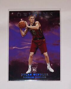 2019-20 Panini Origins Base DYLAN WINDLER RC /21