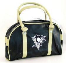 PITTSBURGH PENGUINS NHL LICENSED FASTLANE BAG PURSE HANDBAG Great Looking NEW