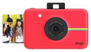 Polaroid SNAP Instant Print 10MP Digital Camera - Red