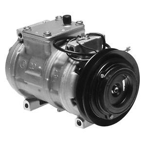 For Porsche 928 V8 A/C Compressor and Clutch Denso 471-1123