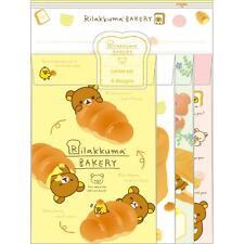 Letter Set Bakery Rilakkuma #01