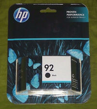 HP Black Ink Cartridge 92 - C9362WN {NEW-SEALED} exp 09/2015