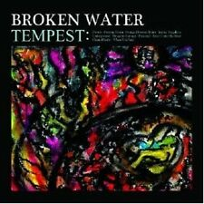 BROKEN WATER - TEMPEST  CD NEUWARE
