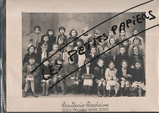 LORETTE PHOTO DE CLASSE 1956 LOIRE 42