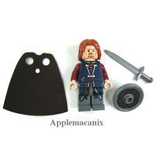 NEU Lego Herr der Ringe Minen Moria Gondor 9473 Boromir Minifigur Figur