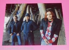 SEETHER x3 ENTIRE BAND SIGNED AUTOGRAPHED 11X14 PHOTO b  *EXACT PROOF*