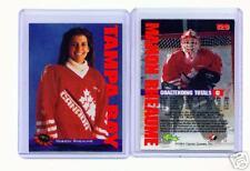 1994-95 CLASSIC HOCKEY MANON RHEAUME CARD ~ CANADA