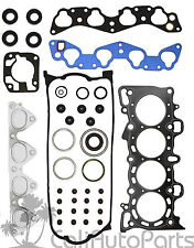 96-00 Honda Civic Del Sol 1.6L D16Y D16Y7 D16Y8 Engine Head Gasket Set *GRAPHITE