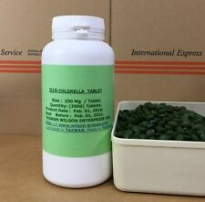 (Chlorella + Q10 ) tablet: New and Unique Nutrition. Good for heart! Must Buy!