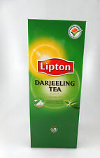 Lipton DARJEELING TEA 500g XXL Box GREEN LABEL Quality NO.1 USA SELLER FAST SHIP