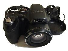 Fujifilm Fuji FinePix 15X S2000HD 10MP Digital Camera with Strap WORKS TESTED