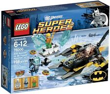 LEGO DC Superheroes ARCTIC BATMAN vs. MR FREEZE AQUAMAN on Ice 76000 NEW SEALED