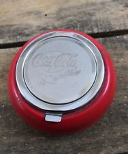 Cendrier de poche COCA-COLA enjoy ancien/voyage/old pocket ashtray coca cola
