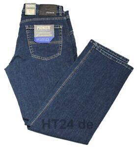 PIONEER Jeans RANDO MegaFLEX 1680 9885-055 W36/L38 mittelblau Stretch Überlänge