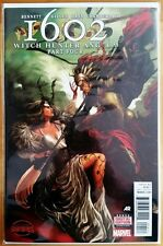 1602 #4 (of 4) Witch Hunter Angela, Secret Wars (2015 MARVEL Comics) - NM Book