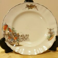 Antique J&G Meakin Sunshine Saucer (Old Tabard Inn)COLLECTABLE
