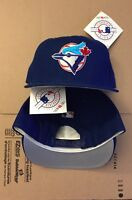Vtg NWT Toronto blue Jays Snapback Hat Cap 90s 80s New Era USA Made World Series