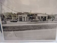 1959 Rte. 110 Melville Long Island Sunoco Gas Station TD Bank Photo Reprint