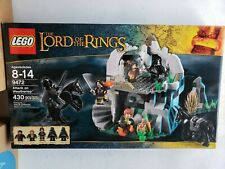 Legos Lord of the Rings 9472-1 Attack on Weathertop Aragorn, Frodo Baggins