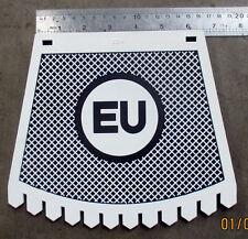 3D VESPA LAMBRETTA EU MUDFLAP metalplast repro GS VNB 125 SS 90 180 MK 1 2 VBB