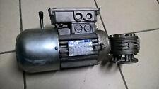 MOTORE A763C6 NERI MOTORI 0,13 KW 400V RIDUTTORE BONFIGLIOLI 1-20 B3 CON FRENO