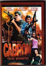 Soy Mas Cabron Que Bonito (2000) Jorge Reynoso