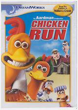 Chicken Run (Dvd, 2004, Widescreen) New