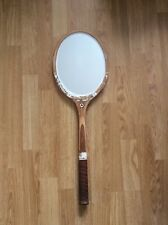 Vintage Upcycled Wooden Tennis Racket MIRROR