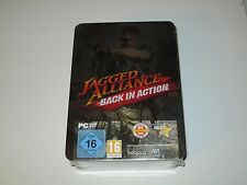 Jagged Alliance: Back In Action Special Edition PC/DVD Import Sealed