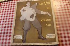 1904  la vie au grand air  278  lutte automobile
