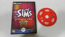 The Sims Primera Cita Expansion Videojuego PC Cd-rom Spanish Games Children's
