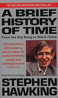 A Brief History of Time: From The Big Bang To Black Holes by Hawking, Stephen
